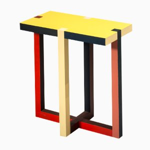 Rally X Side Table by Martin Holzapfel