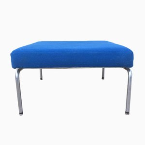 Vintage Ottoman in Electric Blue by Ronan & Erwan Bouroullec for Vitra