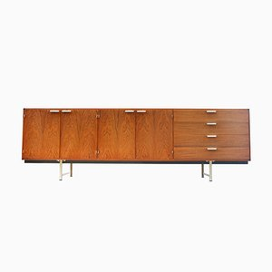 Large Vintage Credenza in Rosewood by Cees Braakman for Pastoe