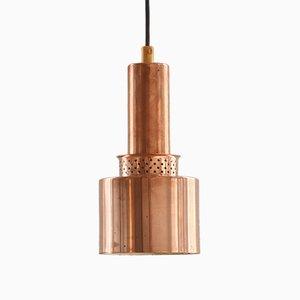 T292 Pendant in Copper by Hans Agne Jakobsson for Hans Agne Jakobsson AB, 1958