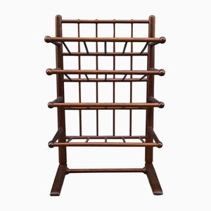 Mid-Century Magazine Rack by Frits Henningsen for Andreas Tuck, 1940s