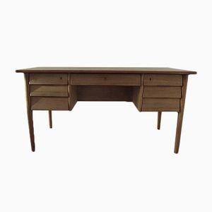 Mid-Century Oak Desk
