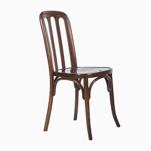 Antique Dining Chair by Josef Hoffmann for Thonet, 1910s