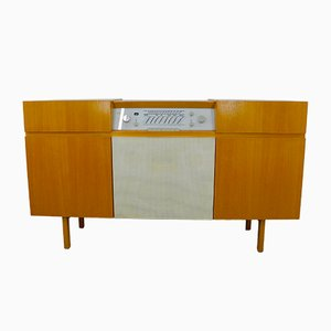HM3 Music Cabinet by Herbert Hirche for Braun Ag, 1950s