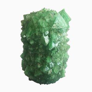 Kristallvase M+ 040 von Isaac Monté
