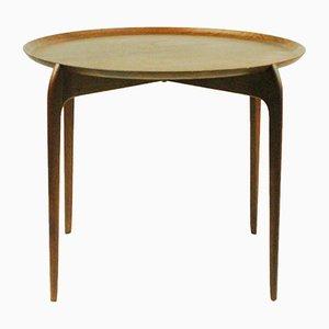 Dänischer Tablett Tisch von Bode Willumsen für Fritz Hansen, 1960er