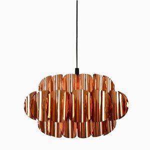 Copper Ceiling Light from Hans Agne Jakobsson, 1960s