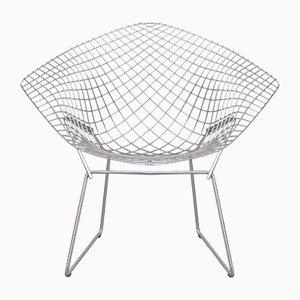 Vintage Diamond Chair by Harry Bertoia for Knoll International