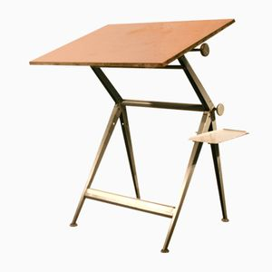 Dutch Drawing Table by Friso Kramer & Wim Rietveld, 1950s