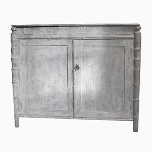 Antiker English Regency Schrank