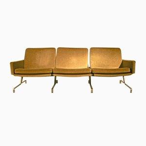 Sofa von Preben Fabricius & Jorgen Kastholm für Kill International, 1960er