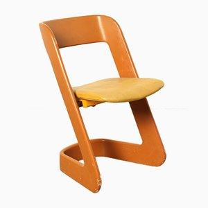 Stuhl von Ernst Moeckl für Trabant, 1960er