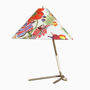 Table Lamp by J.T. Kalmar, 1950s