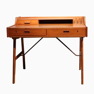 Desk by Arne Wahl Iversen for Vinde Møbelfabrik, 1960s