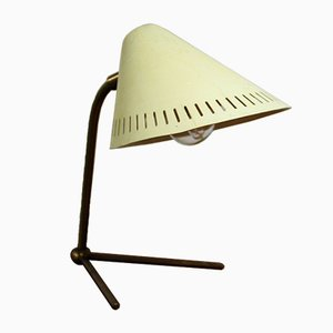 Mid-Century Modern Swedish Table Lamp by Hans Bergstöm for ASEA, 1950s