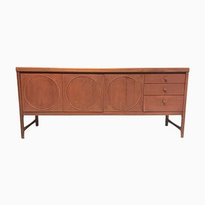 Mid-Century Circle Sideboard from Nathan
