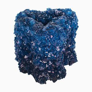 Vase Crystallized Icons Alvar Aalto par Isaac Monte