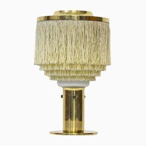 Swedish Silk Fringes Table Lamp by Hans-Agne Jakobsson, 1960s