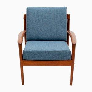 Modell PJ56 Teak Sessel von Grete Jalk für Poul Jeppesens, 1960er