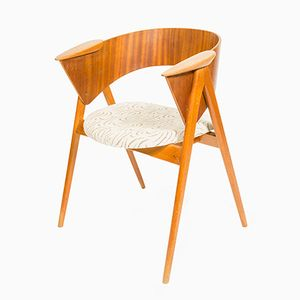 Vintage Wooden Chair, 1960s