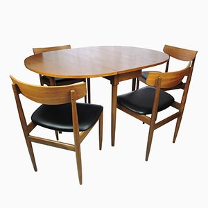 Vintage Dining Table and Chairs from G-Plan