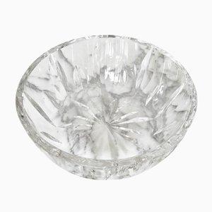 Vintage Kristallschale von Saint-Louis