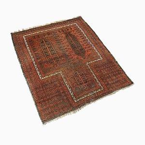 Handgeknüpfter Traditioneller Baluch Teppich, 1920er