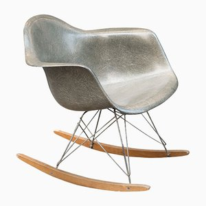 Vintage Rocking Chair by Charles & Ray Eames for Herman Miller, 1950s