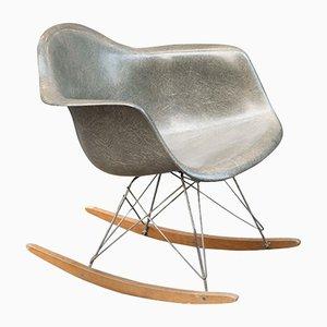Vintage Schaukelstuhl Von Charles U0026 Ray Eames Für Herman Miller, 1950er