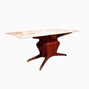 Mid-Century Dining Table by Osvaldo Borsani for Atelier Borsani Varedo