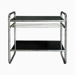 Vintage Bauhaus Style Console Table