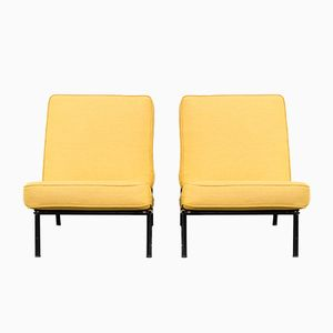 Model 013 Easy Chairs by Alf Svensson for Artifort, 1950s, Set of 2
