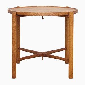 Table Pliable AT35 par Hans J. Wegner pour Andreas Tuck, 1960s