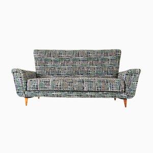 Mid-Century Modern Sofa von Theo Ruth für Artifort, 1950er