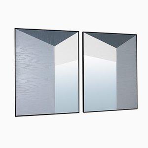 Spiegel von Marco Caliandro, 2er Set