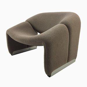 Groovy F598 M Chair von Pierre Paulin für Artifort, 1980er