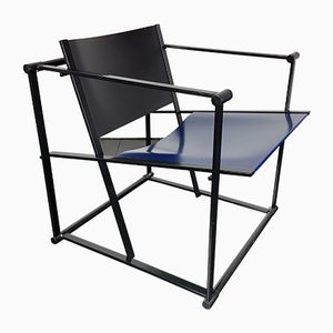 FM61 Stuhl von Radboud Van Beekum für Pastoe, 1980er