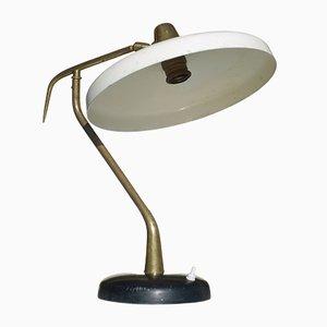 Tischlampe von Lumen Milano, 1950er