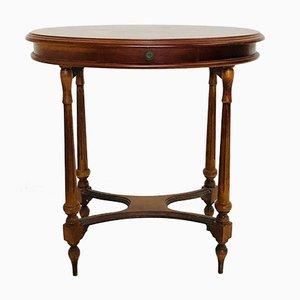 Italian Art Nouveau Style Coffee Table, 1950s