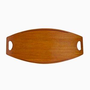 Modell 803 Surfboard Tablett von Jens H Quistgaard für Dansk, 1960er