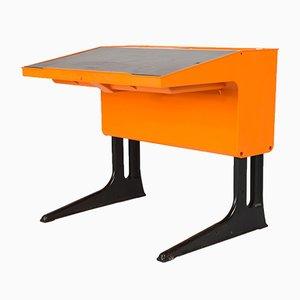 Vintage Schreibtisch von Luigi Colani für Flötotto