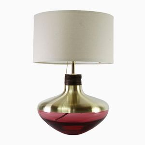 M1 Rose Museum Lamp in Brass by Utopia & Utility