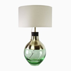 M2 Mint Museum Lamp in Brass by Utopia & Utility