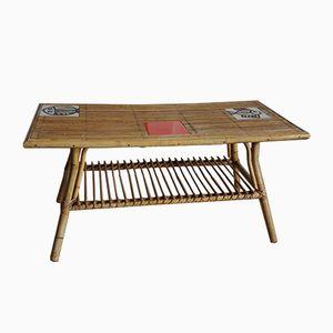 Table d'Appoint Rectangulaire par Roger Capron, 1960s