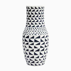 Vase Flying Geese par Dana Bechert