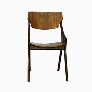 Teak Stuhl von Arne Hovmand Olsen für Mogens Kold, 1960er