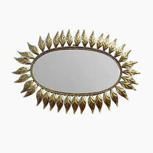 Spanish Sunburst Mirror, 1960s