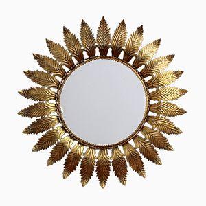 Spanish Sunburst Mirror, 1950s