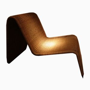 P3 Side Chair by Tito Agnoli, 1970s