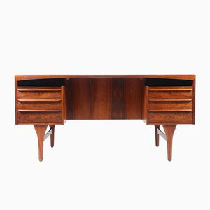 Rosewood Desk by Valdemark Mortensen, 1950s